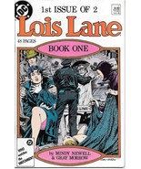Lois lane Comic Book #1 Superman DC Comics 1986 FINE+ - $2.50