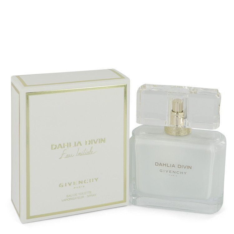 Givenchy dahlia divin initiale perfume