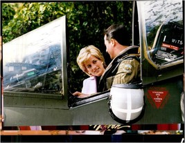 Charles and Diana - Vintage photo - $12.11