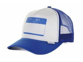 QUIKSILVER DIGGLER CALL ME  MESHBACK TRUCKERS CAP/HAT -  OSFM - $18.04