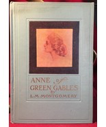 Anne of Green Gables by Montgomery - First Edition Early Impression - $539.00