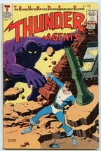 THUNDER Agents 10 Nov 1966 VG (4.0) - $9.02
