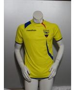 Team Ecuador Soccer Jersey - 2009 Home Jersey by Marathon - Men's Small - $65.00