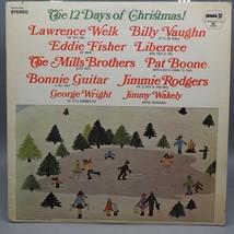Vintage The 12 Days of Christmas Record Album Vinyl LP - $4.94