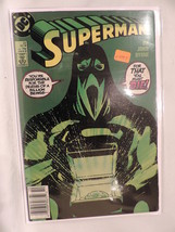 #22 Superman 1988  DC Comics C047 for matdav - $3.99