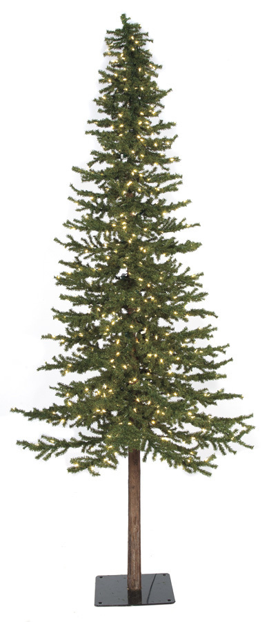 Bendable Top Pre lit Alpines 10 ft Christmas Trees Fun ...