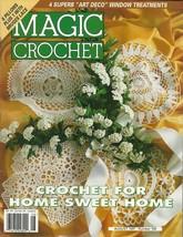Magic Crochet Magazine August 1997 No. 109 - $6.99