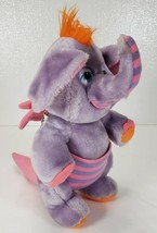 WUZZLE ELEROO Elephant Plush Toy Hasbro Softies 1984 Disney - ₹1,636.79 INR