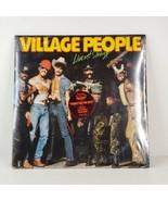 Village People Live and Sleazy LP 2 Album Set 1979 Sealed USA 1st Live A... - $45.00