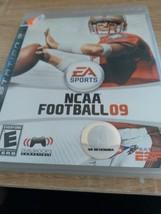 Sony PS3 NCAA Football 09 image 1