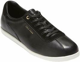 Cole Haan Zerogrand Grandpro Turf Women's Black Leather Sneaker, W13256 - $99.99