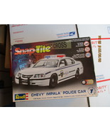 Revell Chevy Impala Police Car 1/25 scale - $16.99