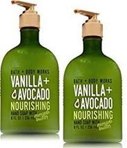 Vanilla avocado nourisihing hand soap thumb200