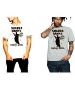 Reggae T-Shirt Vintage Shabba Ranks Jamaican Island Roots Rock Jah Rasta... - $19.99+