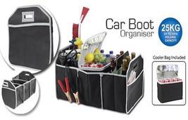 Foldable Car Boot Storage - $18.99