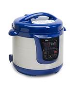 Elite Platinum 8 Quart 14-in-1 Multi-Use Programmable Pressure Cooker, S... - $88.22