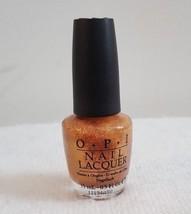 OPI, PROS & BRONZE (NL S74), Lacquer Nail Polish Varnish Color 0.5oz - $11.88