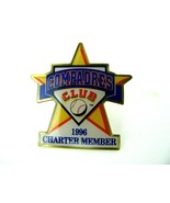 MLB San Diego Padres 1996 Compadres Club Charter Member Hat Lapel Pin - $7.87