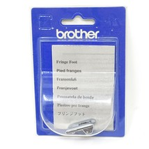 Brother F025N Fringe Foot Sewing Machine Snap On Genuine XC1968002 - $23.36