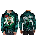 NEW !! Boston Celtics Men's Zipper Hoodie - $47.99+