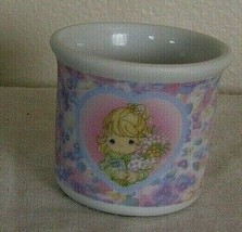 Precious Moments Candle Holder  It's Time To Bless Your Own Day #102429 ... - $5.93