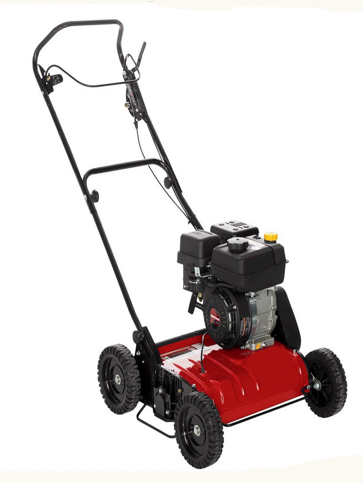 Primary image for MTD MDL.16CG5AMQ 21-Steel Blade Gas Powered Lawn Dethatcher