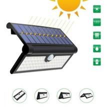 GLIME Lampe Solaire Exitérieur 58 LEDs Etanche IP65 3 Modes Eclairage Mu... - $34.99