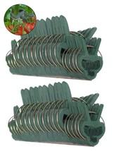 Ram-Pro 40 piece Green Gentle Gardening Plant & Flower Lever Loop Grippe... - €10,21 EUR
