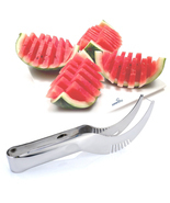 Watermelon Slicer Cutter Knife Corer Fruit Vegetable Tools Kitchen Gadgets - ₨279.93 INR