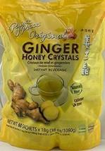 Instant Ginger Honey Crystals Family Value Pack 60 Sachets 18g per Sachets  T... - $28.75