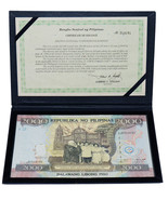 Philippines 2,000 (2000) Piso, 1998, P-189a, UNC, Commemorative Centenni... - $100.27 CAD