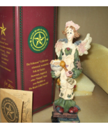 Boyd's The Folkstone Collection Florence The Kitchen Angel 1996 Retired - $19.99
