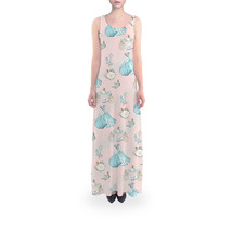 Almost Midnight Cinderella Inspired Flared Maxi Dress - $53.99+