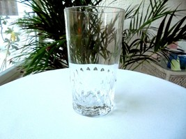 Val St. Lambert Amande Clear Crystal Highball Glass - $8.91