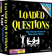 Loaded Questions by All Things Equal, Inc. - $14.80