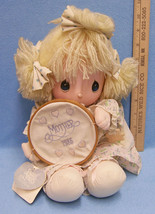 Vintage 1986 Applause Precious Moments Katie Plush Stuffed Mother's Day ... - $9.85