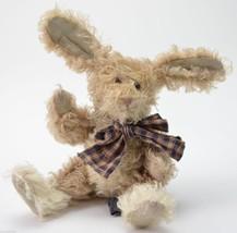 Boyds Bears Rabbit Original Mohair Bear Collection Edith Q Harington Col... - $19.99