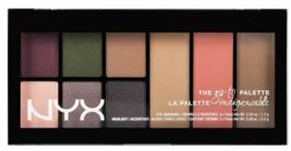NYX The go-to Palette La Palette indispensable GTP02 - $4.98