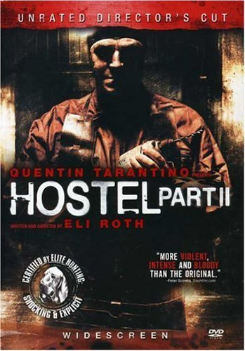 Hostel: Part II Unrated Director's Cut DVD