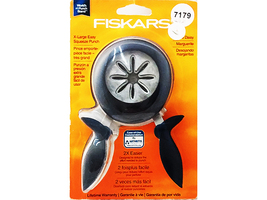Fiskars Extra Large Easy Squeeze Punch, Oopsie Daisy #03-014231