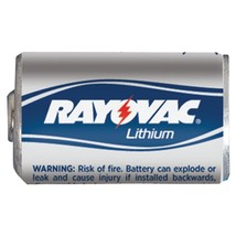Rayovac 3-volt Lithium Cr2 Photo Battery, Carded (2 Pk) RVCRLCR22 - $22.95
