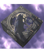 FREE W/ $99 HAUNTED SPELL KEEPER ALIGN BOX SEAL SPIRITS MAGICK 925 7 SCH... - $0.00