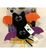 Halloween Bats Cat Kitty Toy Spooky Haunting Holiday Pets with Catnip NEW - $12.99