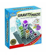 Building Logic Maze Game Puzzle Tower Challenge Card Family Group Play S... - $60.72