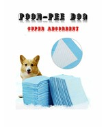 300 Extra Absorbent Quilted 5ply Pads Puppy Dog Pads w/SAP Extended Use ... - $41.75