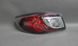 2010 2011 2012 2013 MAZDA 3 SEDAN  LEFT DRIVER SIDE TAIL LIGHT OEM - $74.61