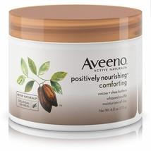 Aveeno Active Naturals Positively Nourishing Whipped Souffle Cocoa+Shea ... - $27.99