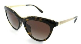 Dolce & Gabbana Sunglasses DG 4335F 502/13 54-18-140 Havana/Brown Grad A... - $137.89