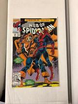 Web Of Spider-Man #94 - $12.00