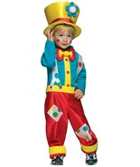 Toddler Boy 3T-4T /NWT Colorful Clown Costume by Rasta Imposter/NWT - $37.93 CAD